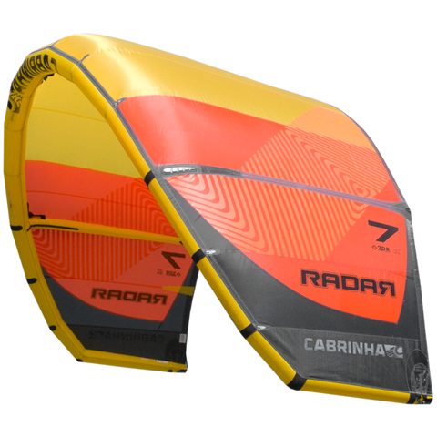 2018 Cabrinha Radar Kiteboarding Kite