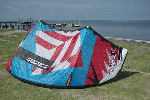Used 2017 RRD Vision MKV Kiteboarding Kite