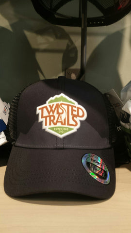 Twisted Trails Technical Trucker Hat