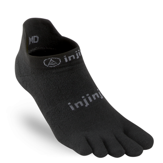 Injinji - Run 2.0 Lightweight No-Show (Unisex)