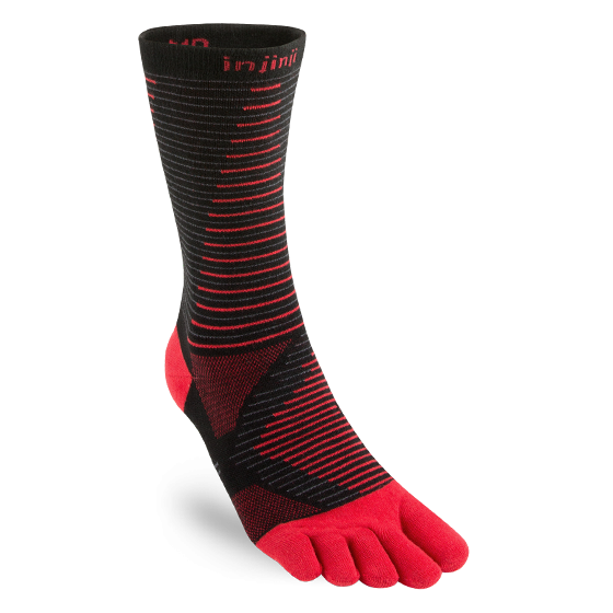 Injinji - Run 2.0 Lightweight Crew (Unisex)