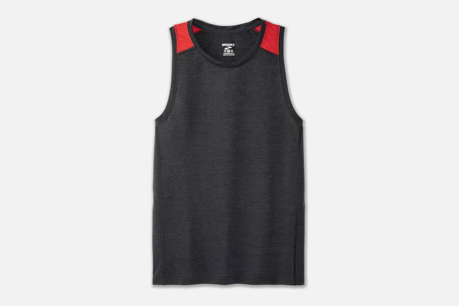 Brooks - Distance Tank (Mens)