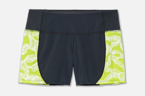 "Brooks - Nightlife 5"" Short (Womens)"