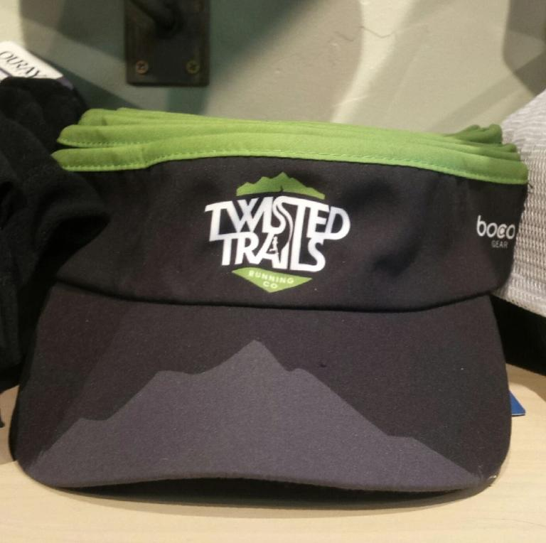 Twisted Trails Tech Visor
