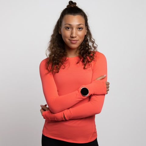 Oiselle - Flyout Long Sleeve
