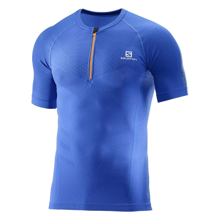 Salomon - Exo Motion HZ SS Tee Mens