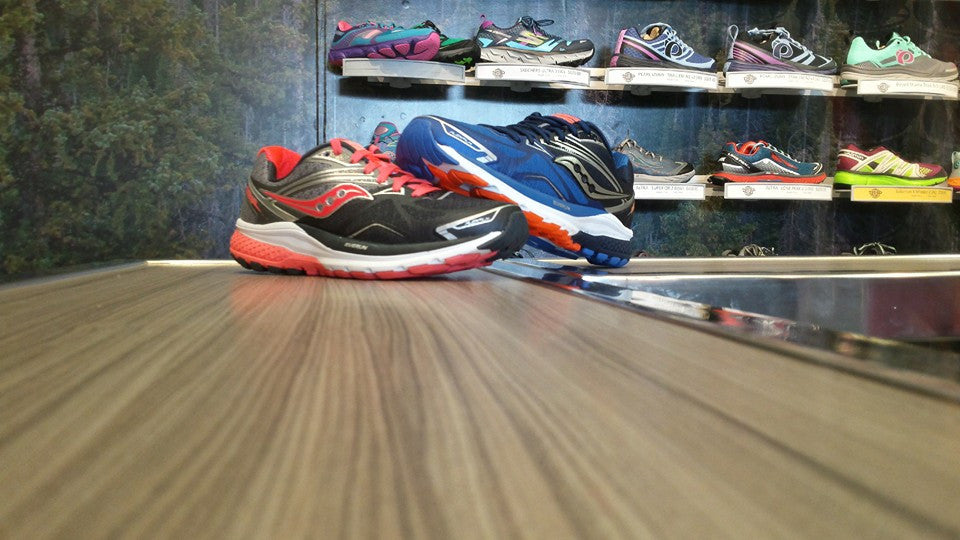 Brand New Saucony Ride 9