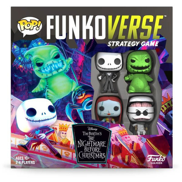 Funkoverse- Nightmare Before Christmas 100