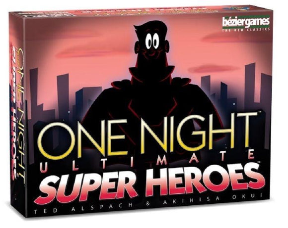 One Night Ultimate: Super Heroes