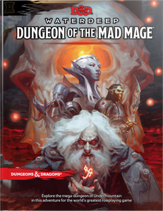 D&D: Waterdeep: Dungeon of the Mad Mage