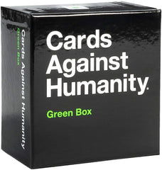 Cards Against Humanity- Green Box