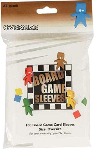 Board Game Sleeves: Oversize (100 ct.)