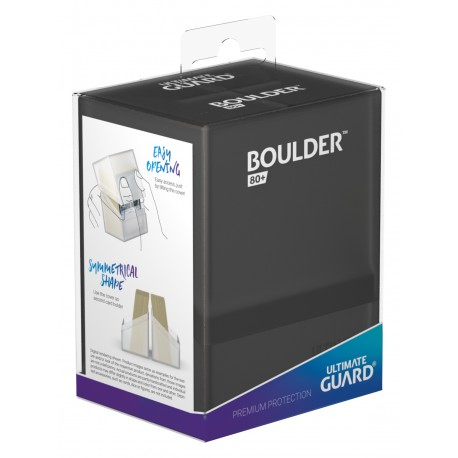 Ultimate Guard: Boulder 80+ Deck Box