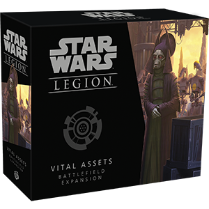Star Wars: Legion - Vital Assets Battlefield Expansion