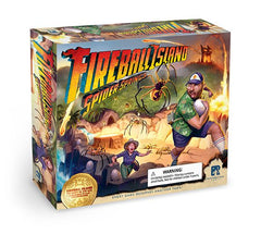 Fireball Island - Spider Springs