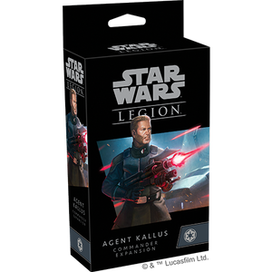 Star War: Legion - Agent Kallus Commander Expansion