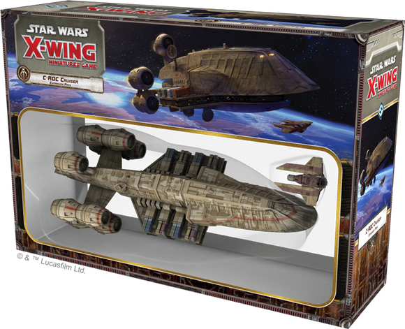 Star Wars: X-Wing - C-ROC Cruiser Expansion Pack