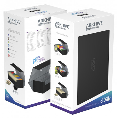 Ultimate Guard: Arkhive 800+ XenoSkin