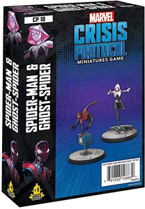Marvel Crisis Protocol: Spider-Man & Ghost Spider