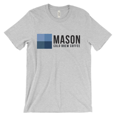 The Mason T-Shirt (Dark Print) - Mason Coffee