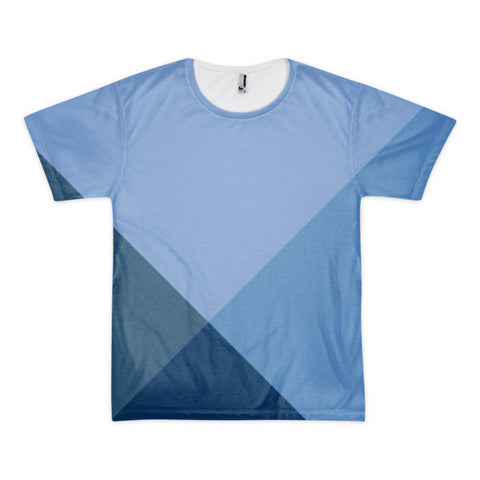 Color Block T-Shirt - Mason Coffee