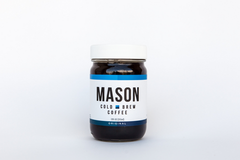 Original Cold Brew<br />12 Jars - Mason Coffee