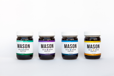 The Brew Pack<br />12 Jars - Mason Coffee