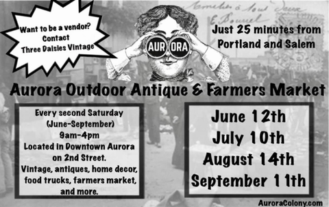 Aurora Outdoor Antique and Farmers Market