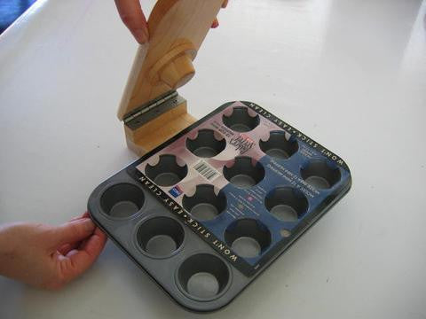 Tart Press Mini Muffin Pan