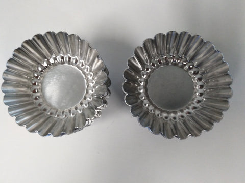 "Additional tart pans for ""Fluted Tart Press Gift Set"""