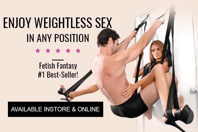 Enjoy Weightless Sex in any Position. Fetish Fantasy #1 Best Selller.