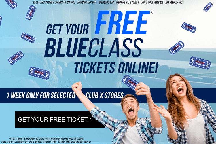 Get your FREE BLUECLASS Cinema Online