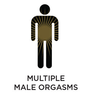 MUltiple Male orgasms