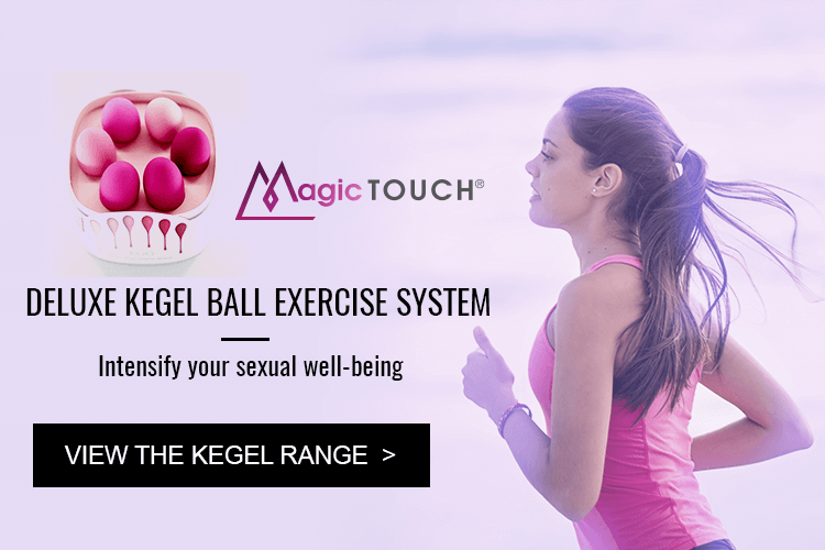 Magic Touch Kegel Exercise System
