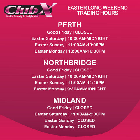 Western Australia Easter Trading Hours