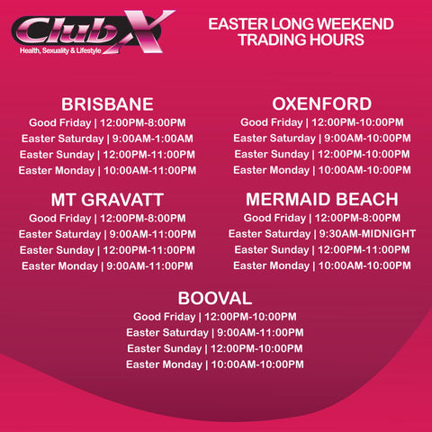 Queensland Easter Trading Hours