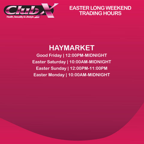 New South Wales Easter Trading Hours