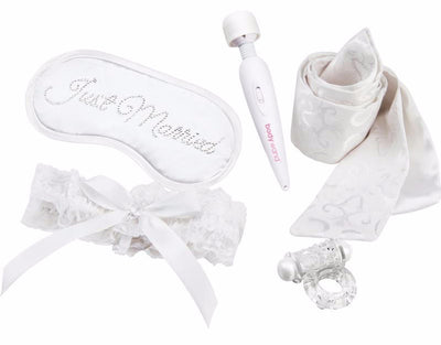 Bodywand Honeymoon Set