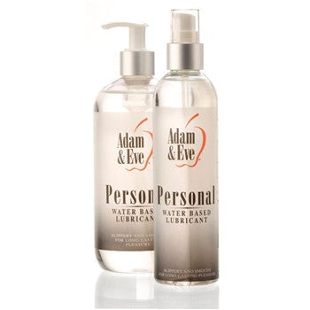 Adam & Eve Personal Waterbased Lubricant