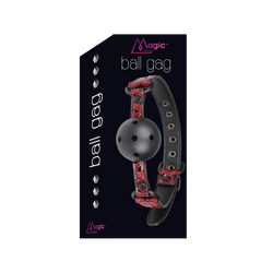 Magic Touch Ball Gag  - Club X