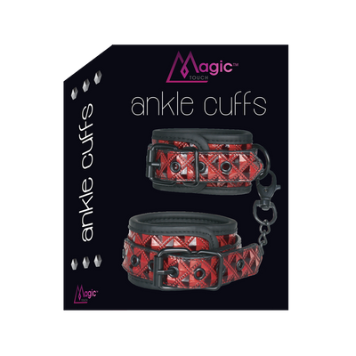 Magic Touch Ankle Cuffs  - Club X