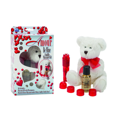 Amour Cuddle Massage Kit