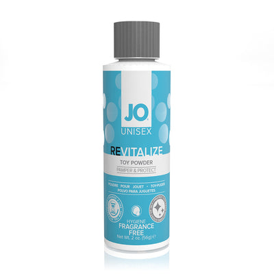 JO Revitalize Toy Powder UNISEX Fragrance Free 2oz