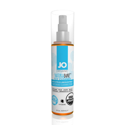 JO NATURALOVE USDA ORGANIC TOY CLEANER 120mL