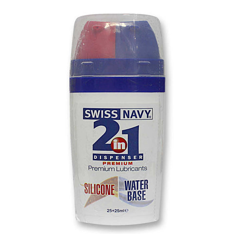 Swiss Navy 2 in 1 Lubricant