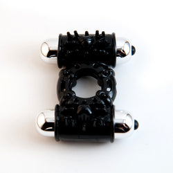 Swet Double Action Bullet Ring Black - Club X
