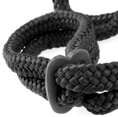 Fetish Fantasy - Silk Rope Love Cuffs