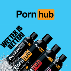 HotRub Water Based Lube 236mL  - Club X