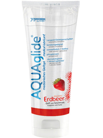 AQUAglide Flavoured Lubricant 100ml