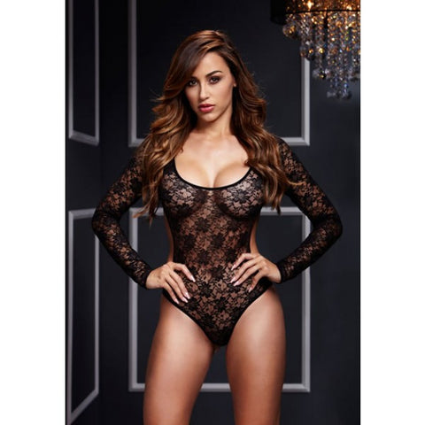 Lacy Bodysuit